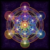 Fruit of Life - Metatron's Cube - MerKaBa